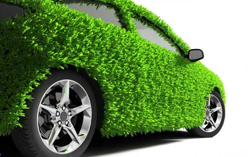 Autos y medioambiente